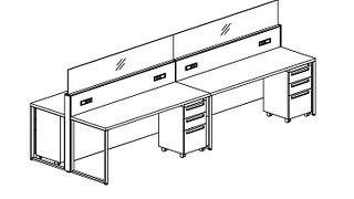 Unite System | Benching Workstation
