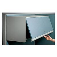 Fabric Overhead Cabinet