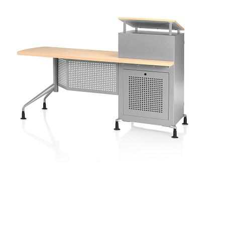 Instruct Rack Teachers desk back