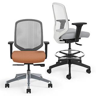 Diem Task Chair CAD Symbols