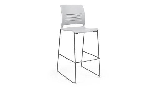 Poly Seat and Back