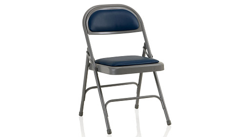 300 Folding Chair Upholstered