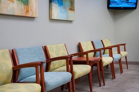 united regional soltice multiple table lobby healthcare