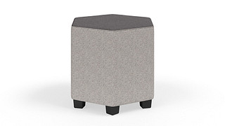 "MyPlace Lounge Furniture | 18"" Hexagon"