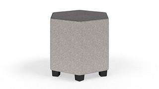 "MyPlace Lounge Furniture | 18"" Hexagon"
