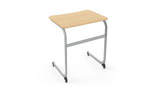 Intellect Wave Desks   Cantilever Desk