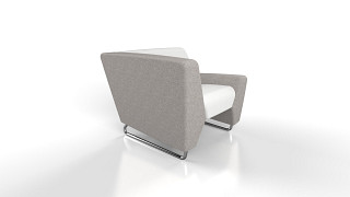 MyWay Lounge Seating | Left High Arm, Right Low Arm