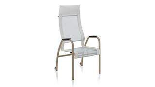 Rose Patient Chair | Four Leg