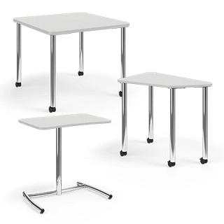 Ruckus Activity Tables and Post-Leg Desks CAD Symbols