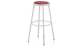 600 Series Industrial Stools | Upholstered Industrial Stool