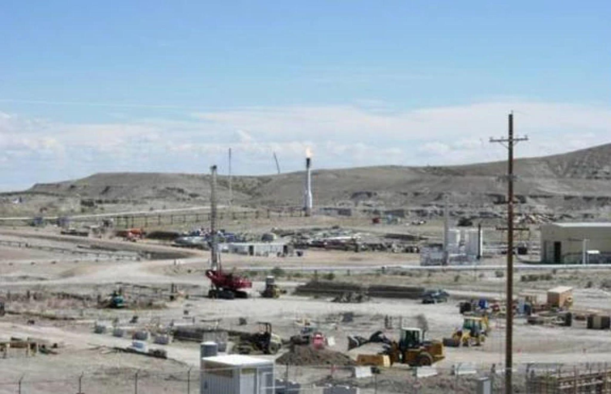 Opal Gas Plant Expansion