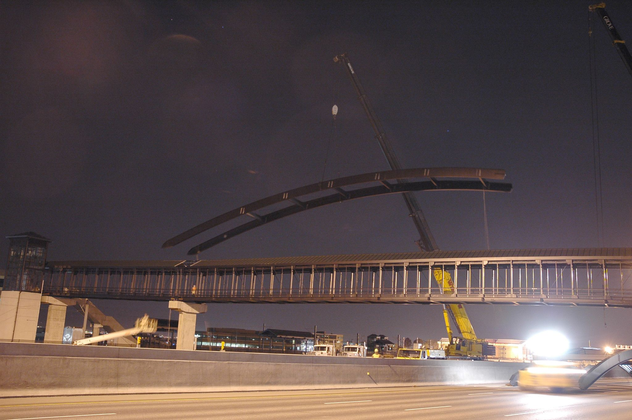 I-25 Transportation Expansion (T-REX)