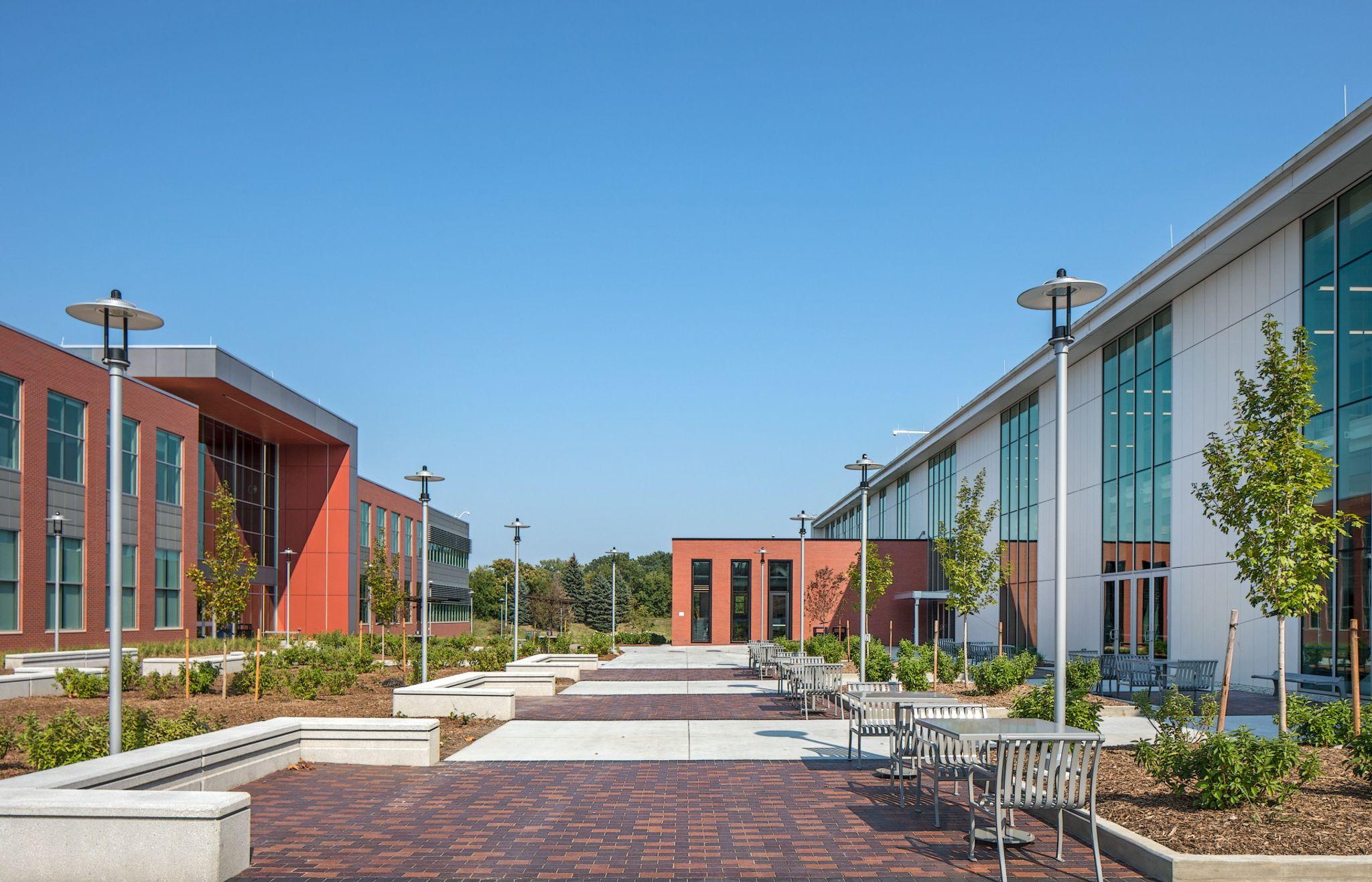 Metro Community College (MCC) Fort Omaha Campus Expansion