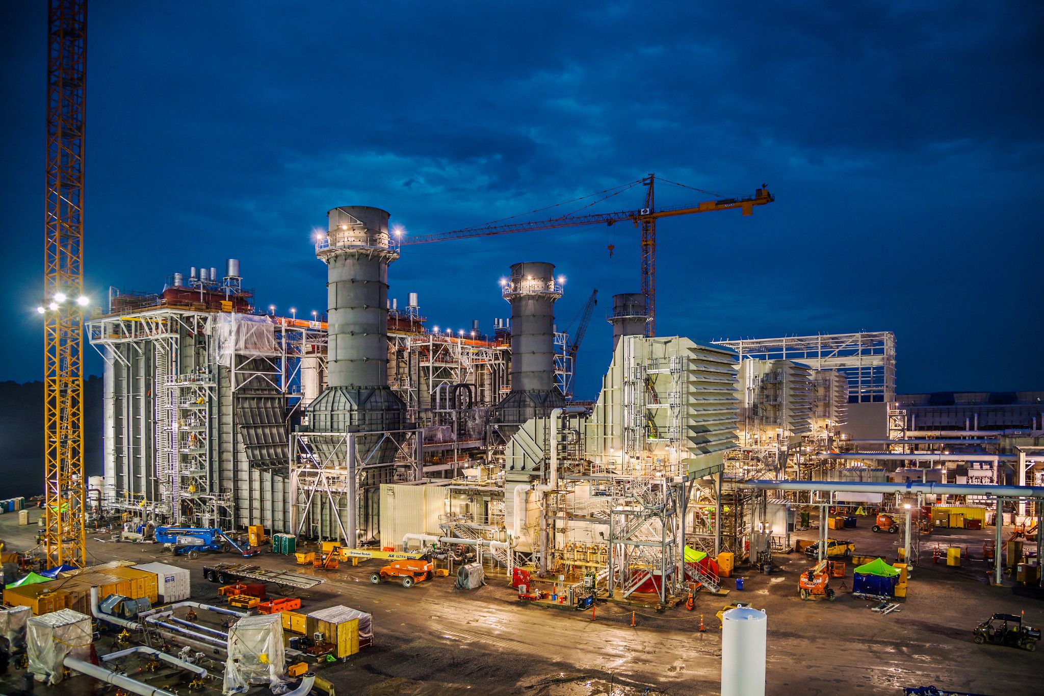 Paradise Combined-Cycle Plant