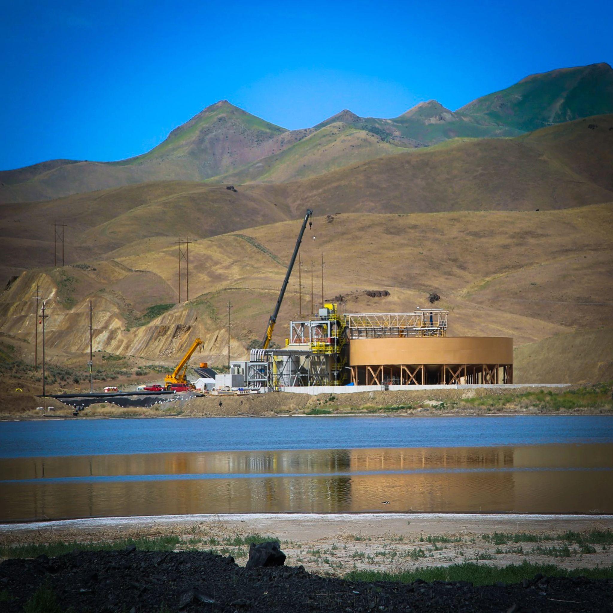 Goldstrike Total Carbonaceous Matter Leach Project