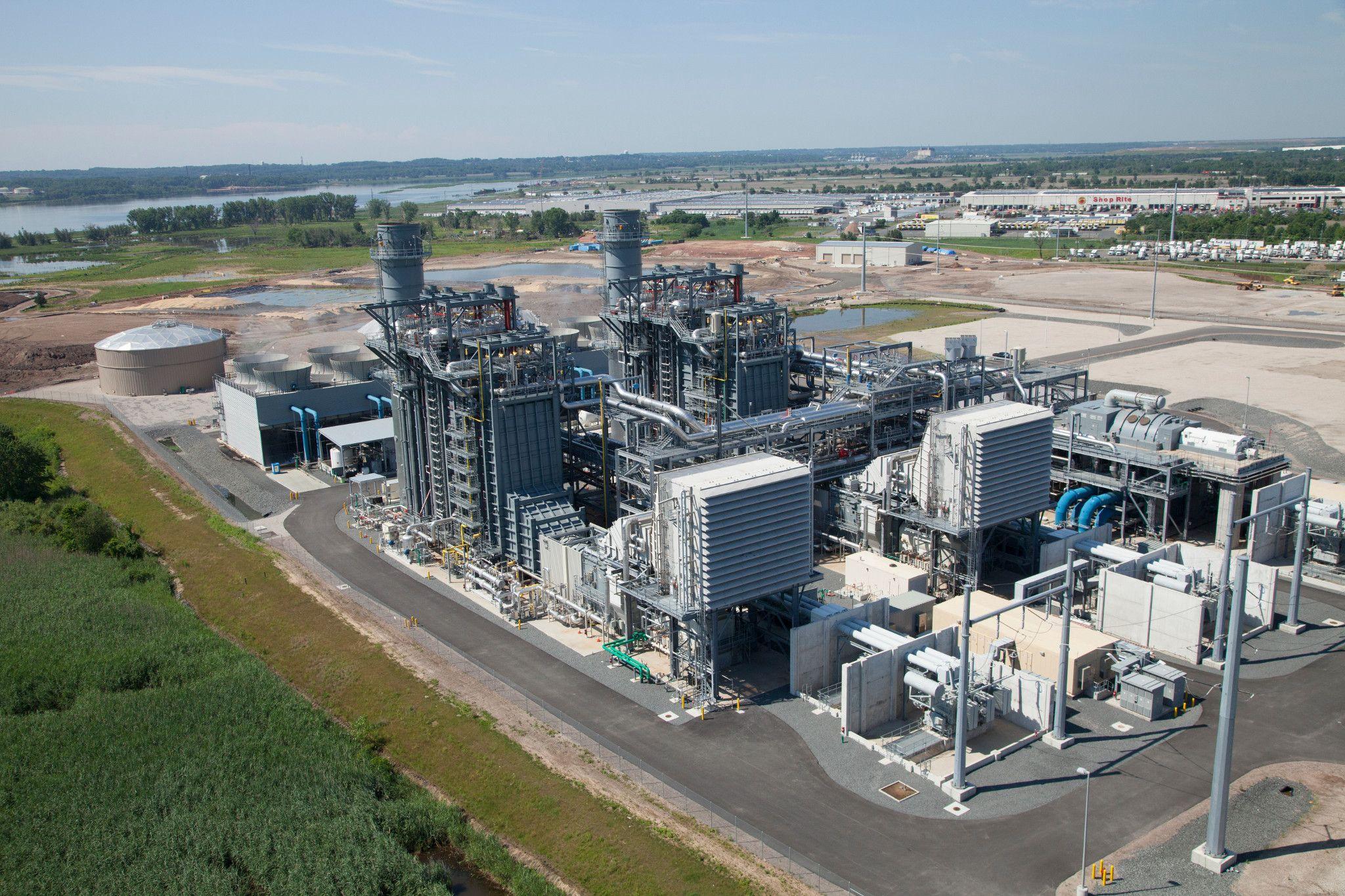 Woodbridge Energy Center