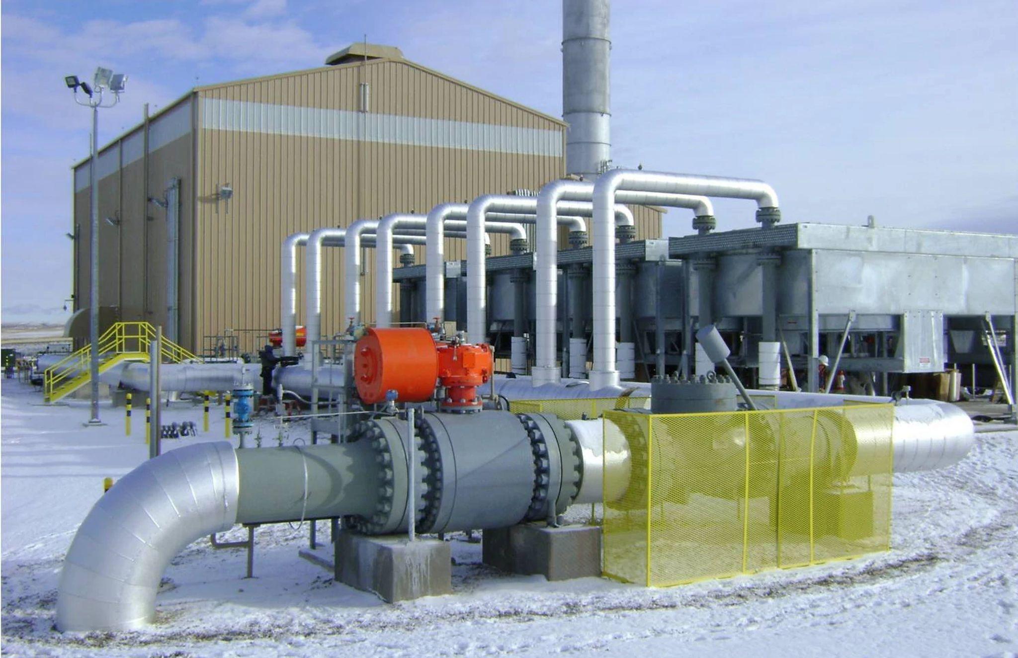 Douglas Compressor Station Expansion