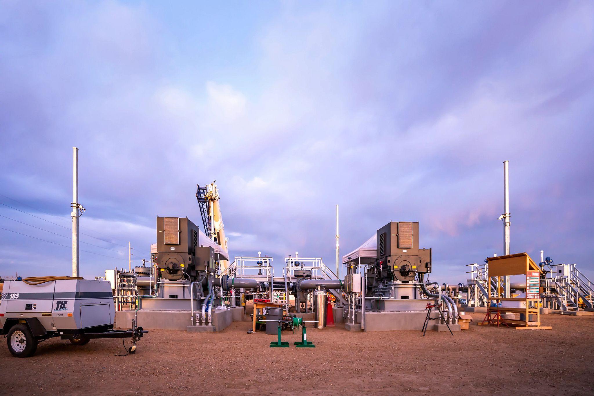 Front Range Pipeline Facilities