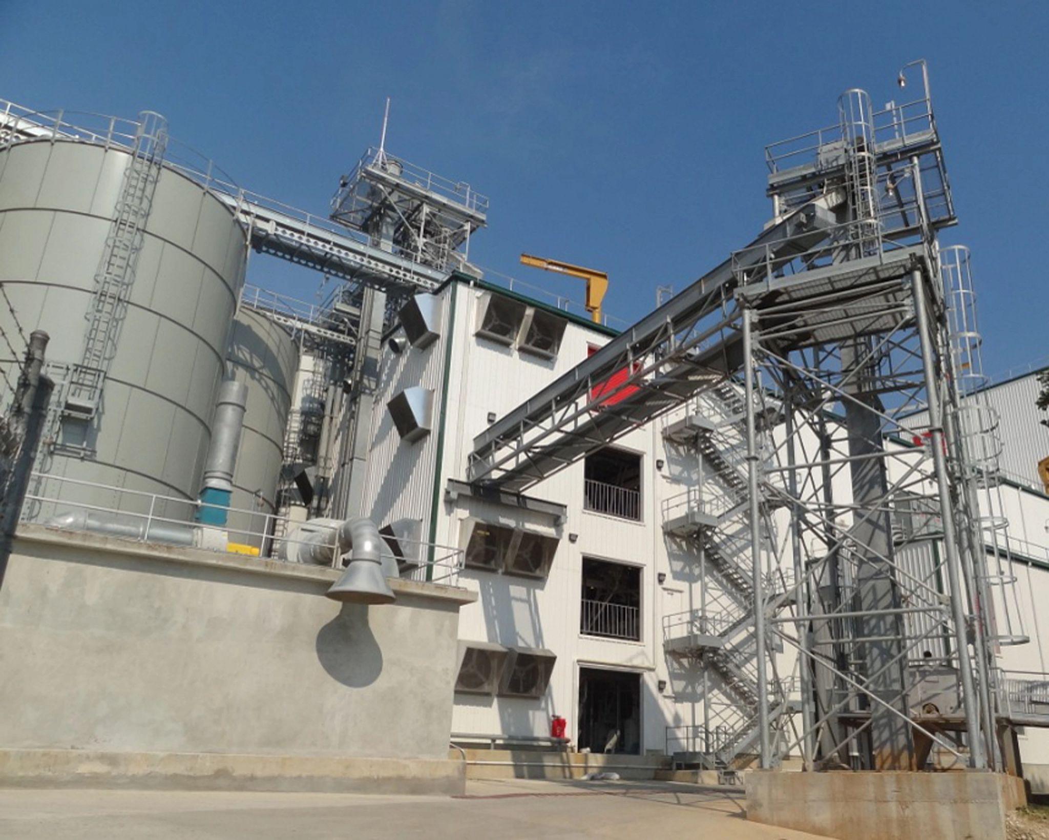 Les Moulins d'Haiti Flour Mill