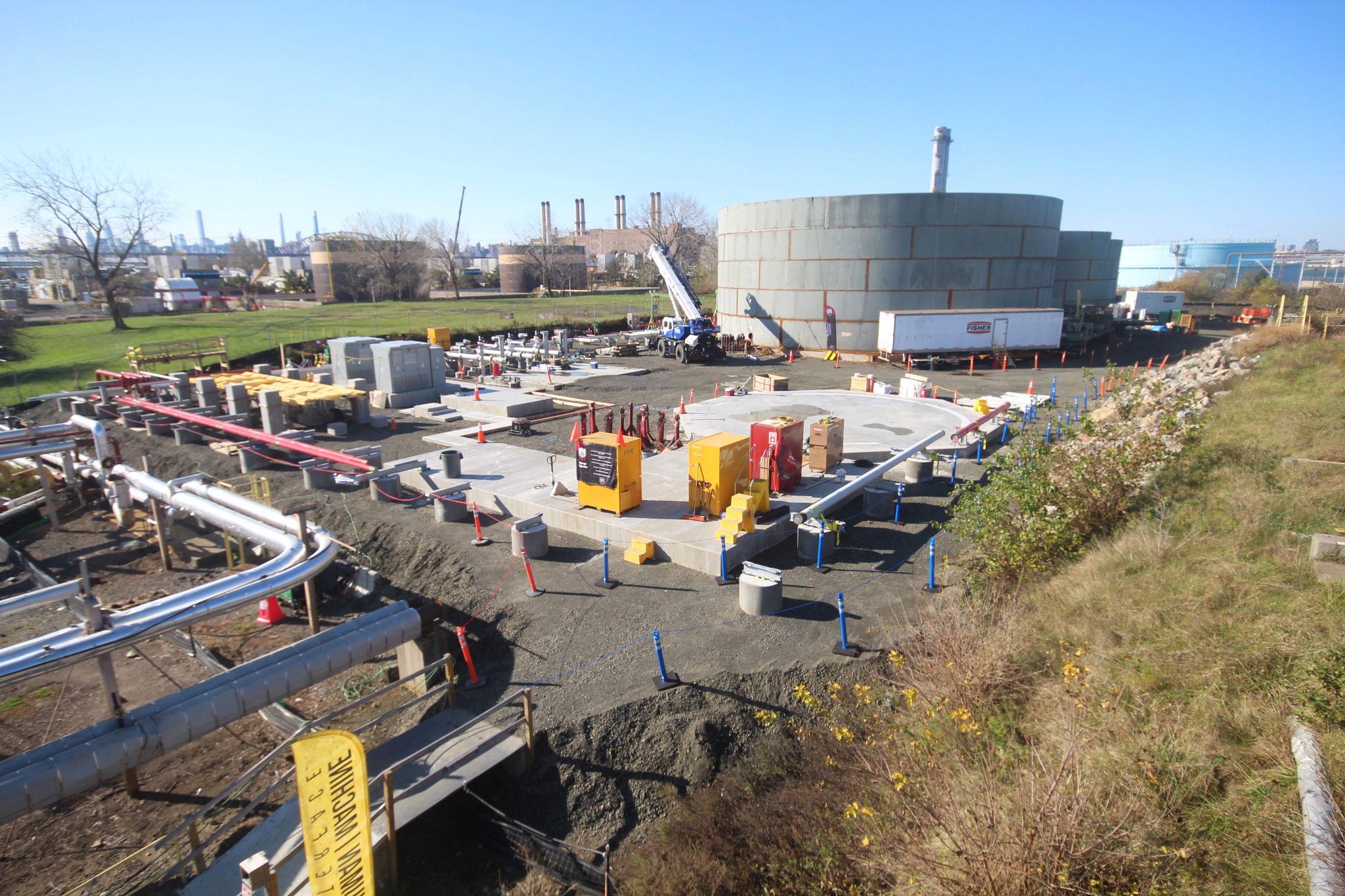 Astoria Fuel Oil Tank Farm Conversion