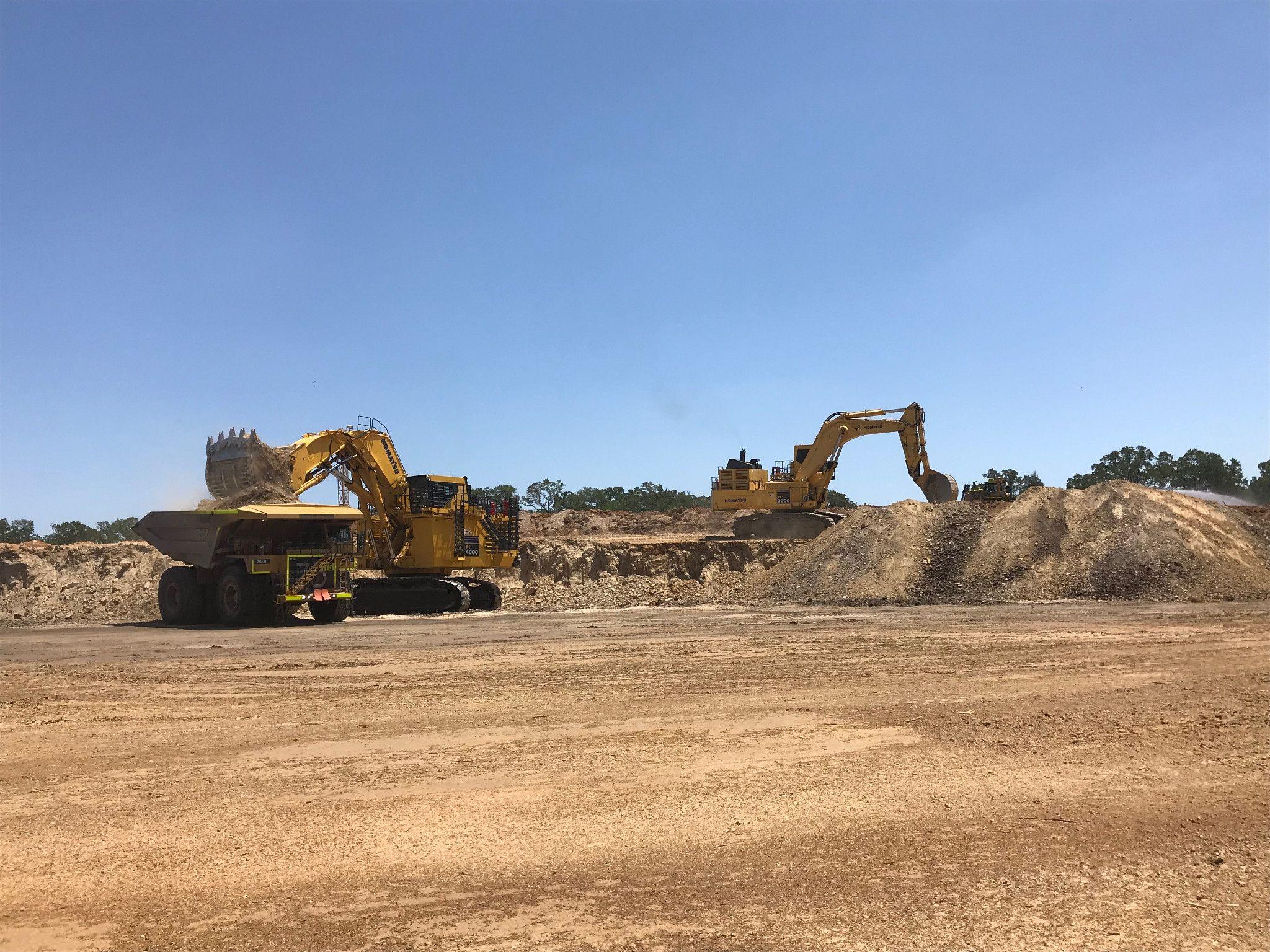 Walnut Creek Mine