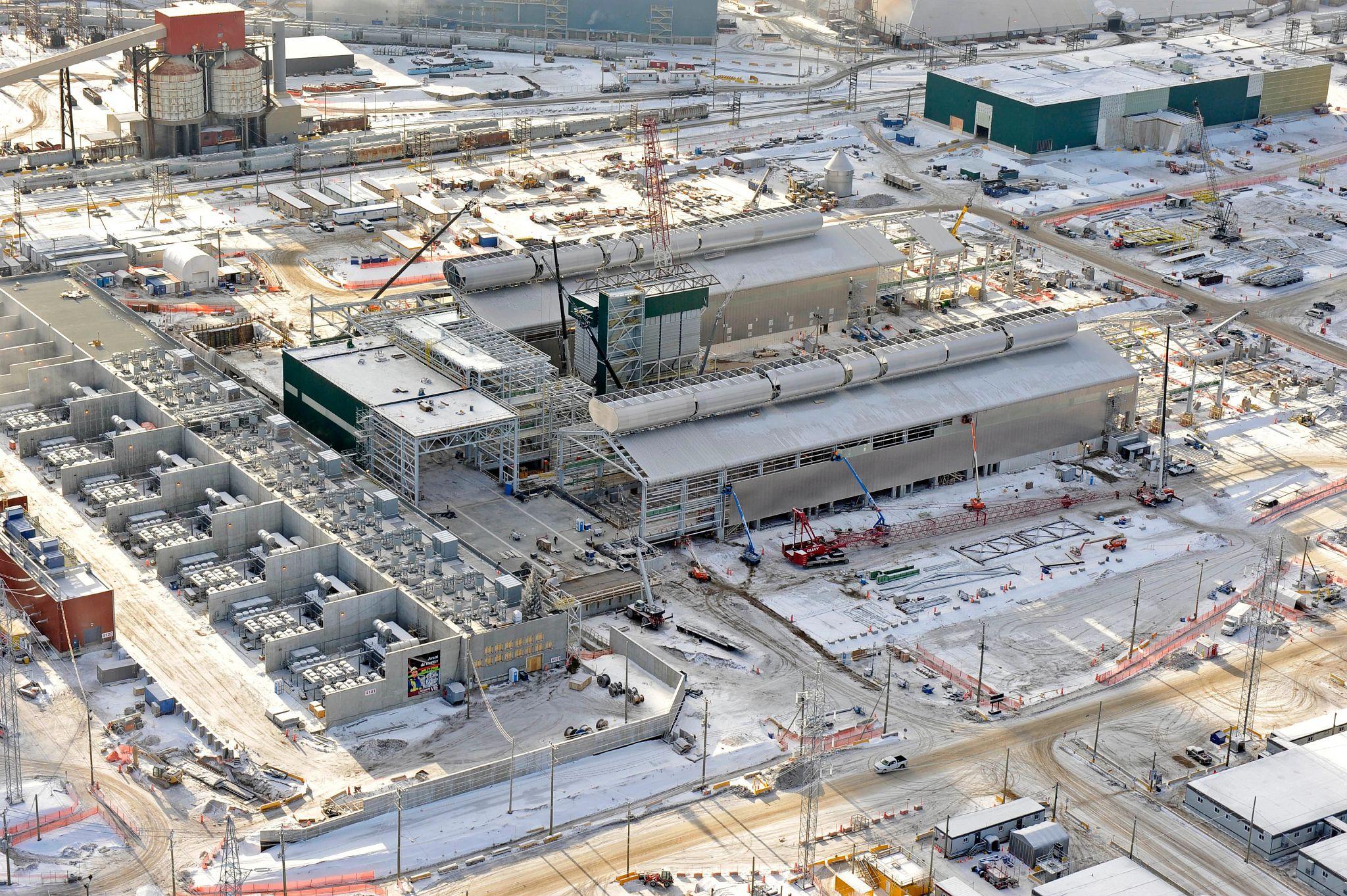 AP60 Technology Pilot Plant