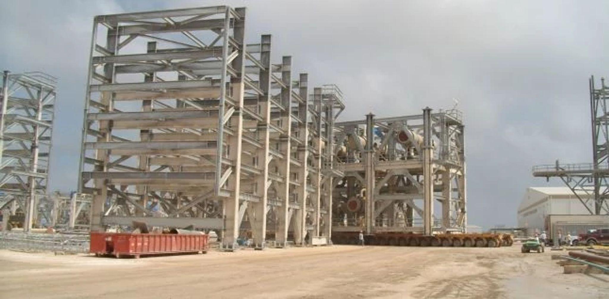 Port Arthur Refinery
