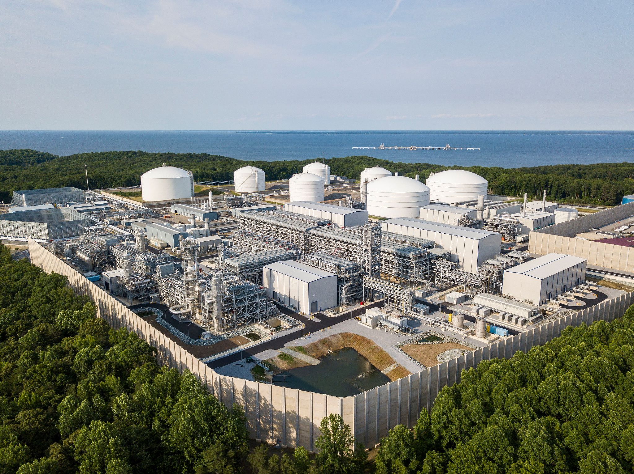 Cove Point LNG Export Terminal