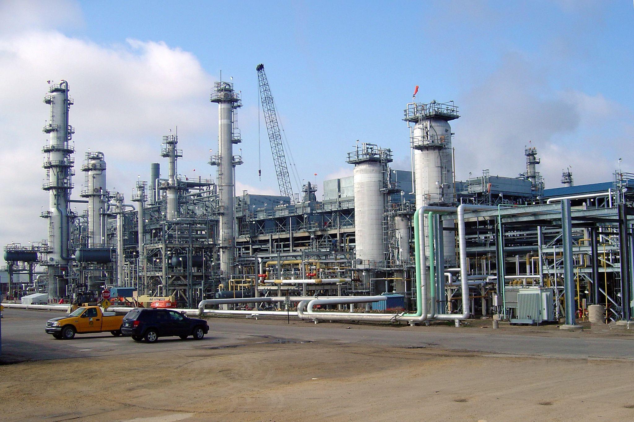 Pine Bend Refinery Diesel Hydrocracker Unit