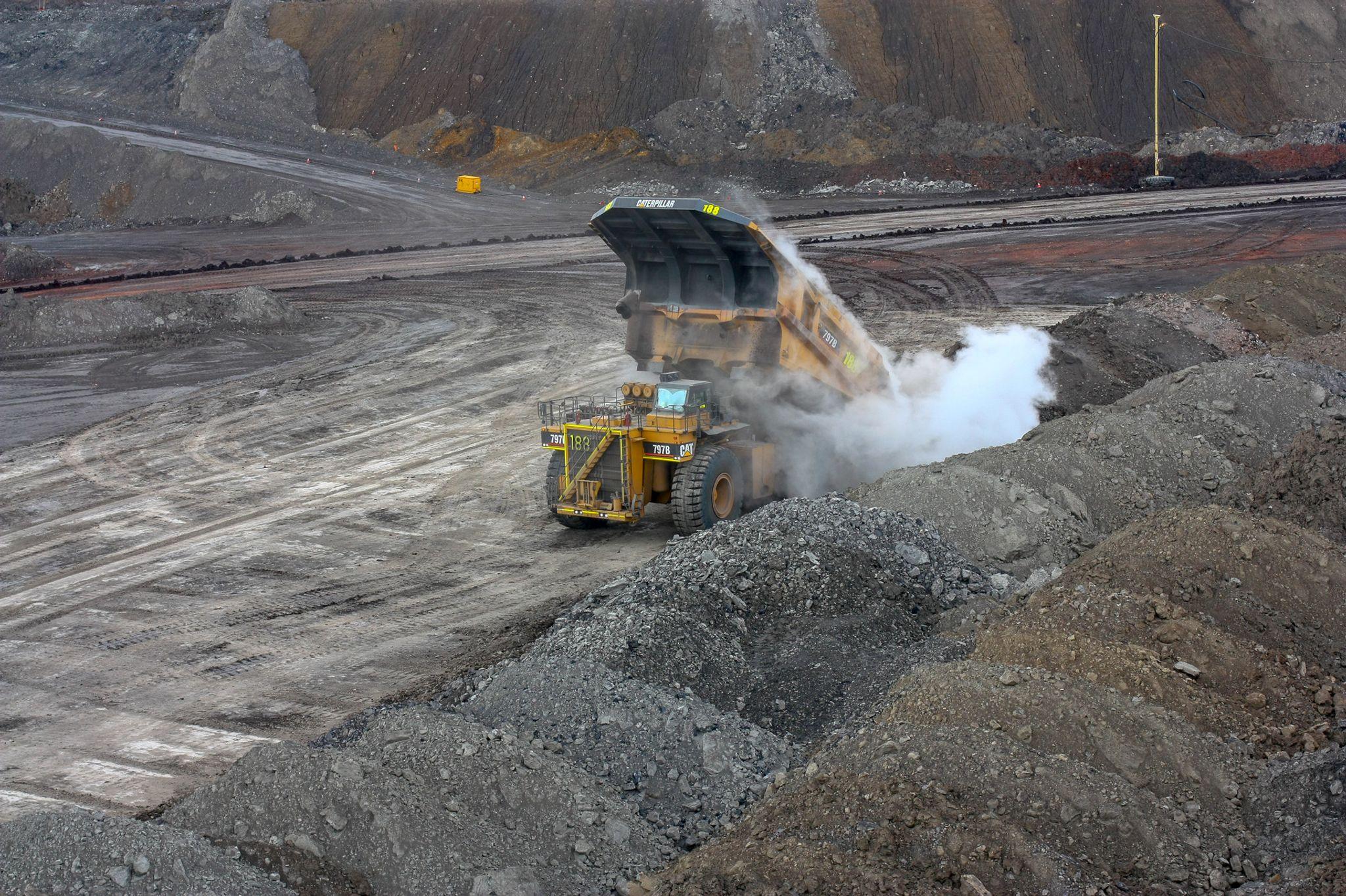 Buckskin Mining Company