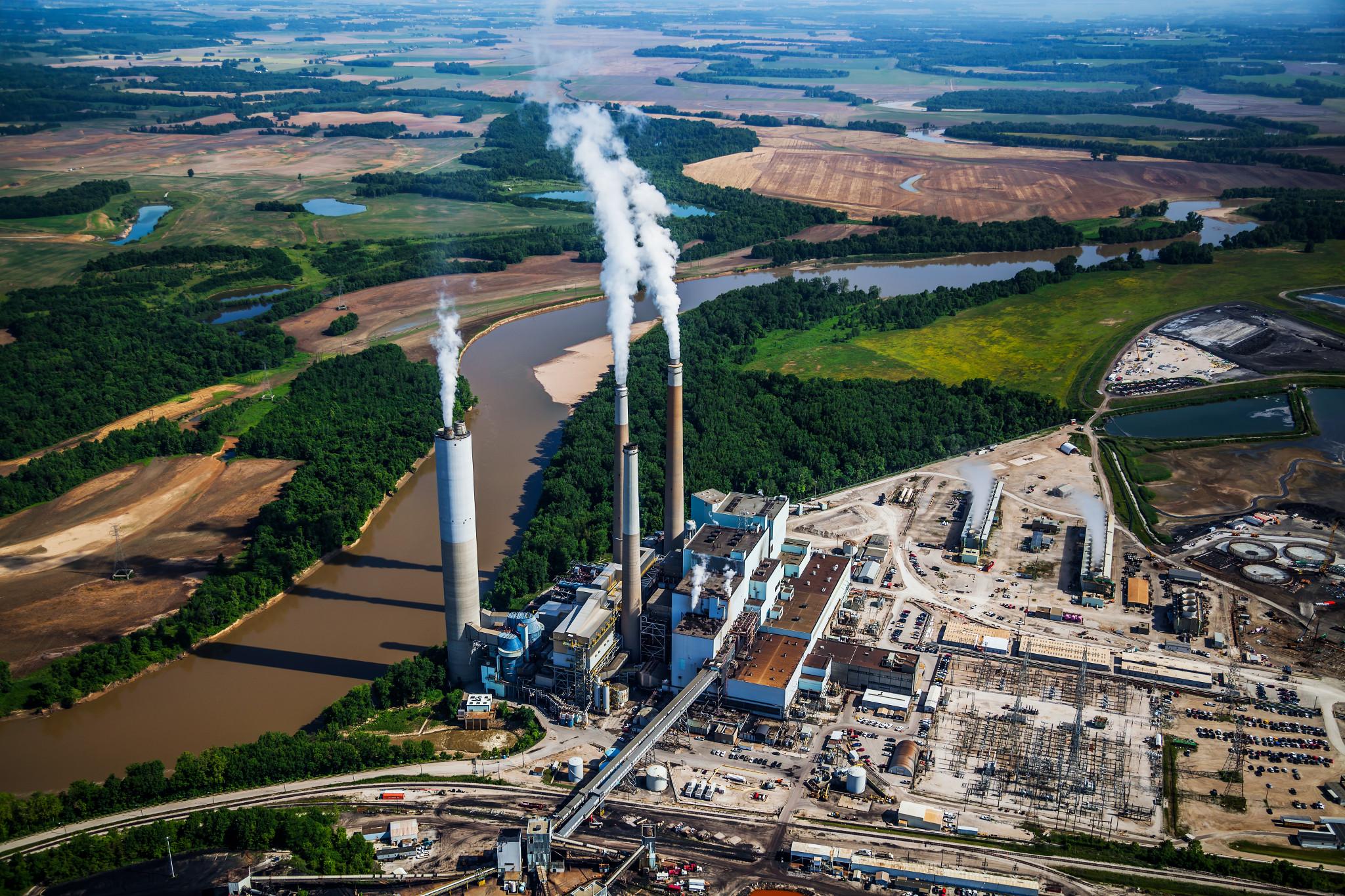 Environmental Controls Construction Project