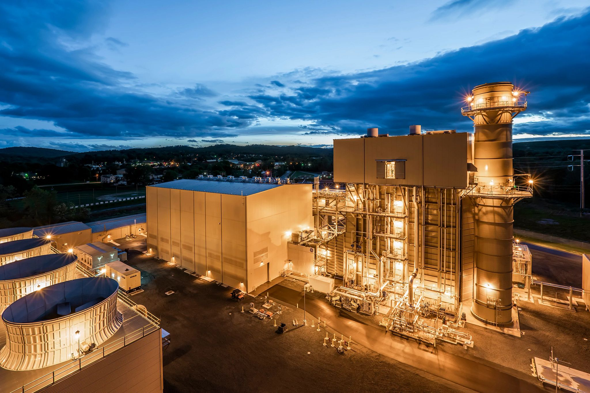 Birdsboro Power Plant