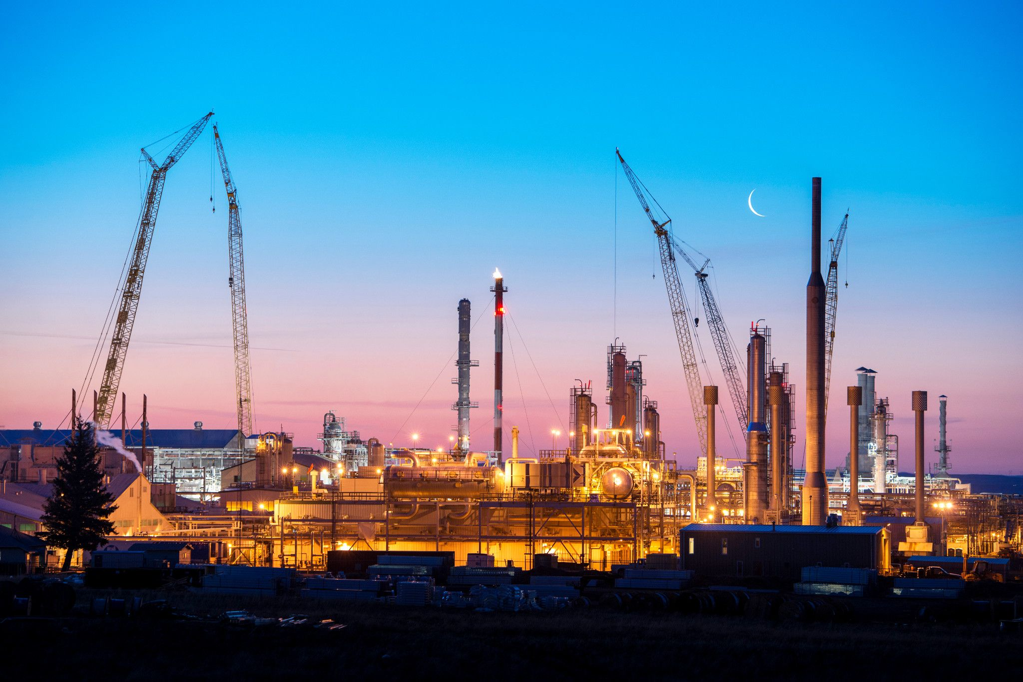 Tioga Gas Plant Expansion