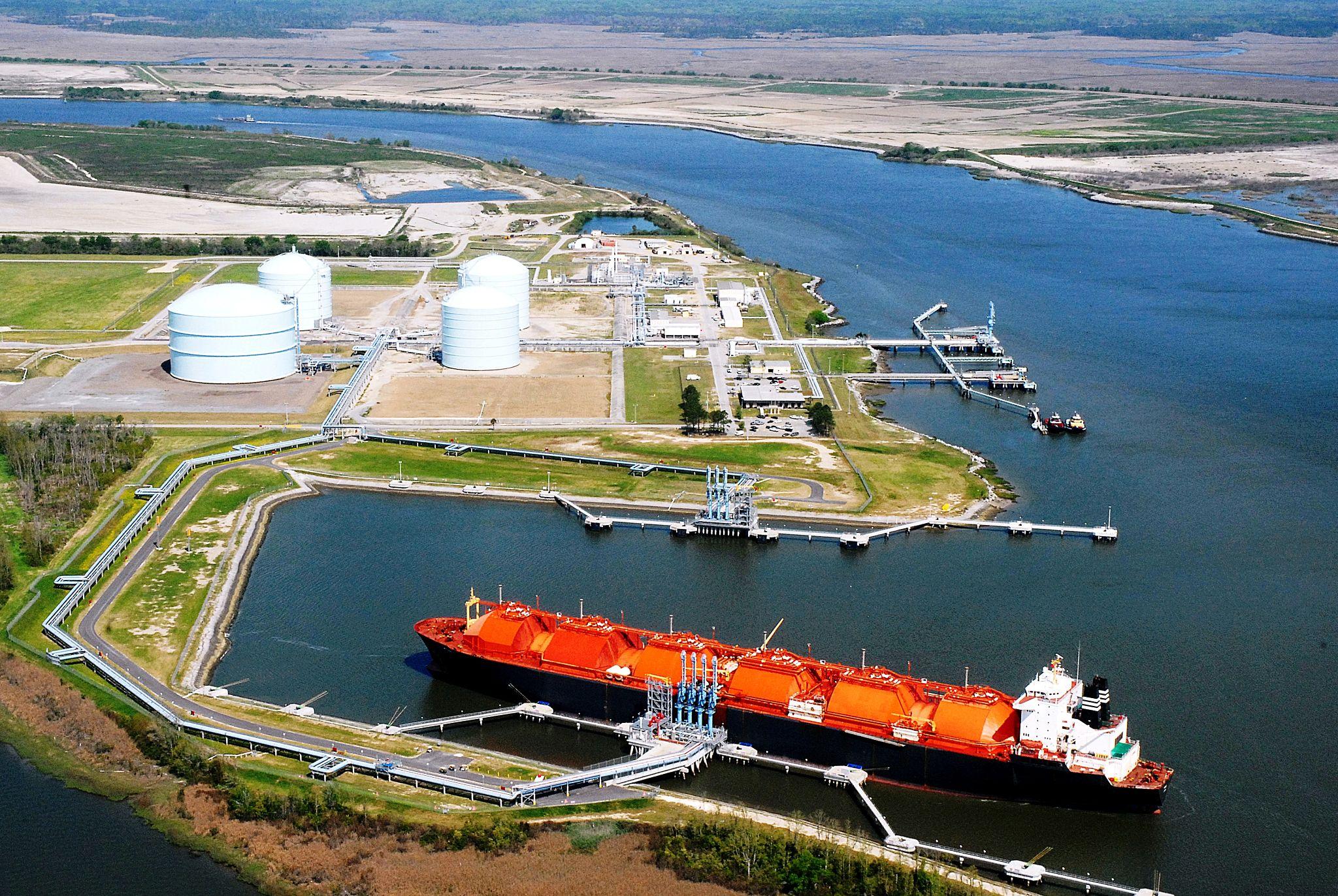 Elba Island LNG Terminal Expansion