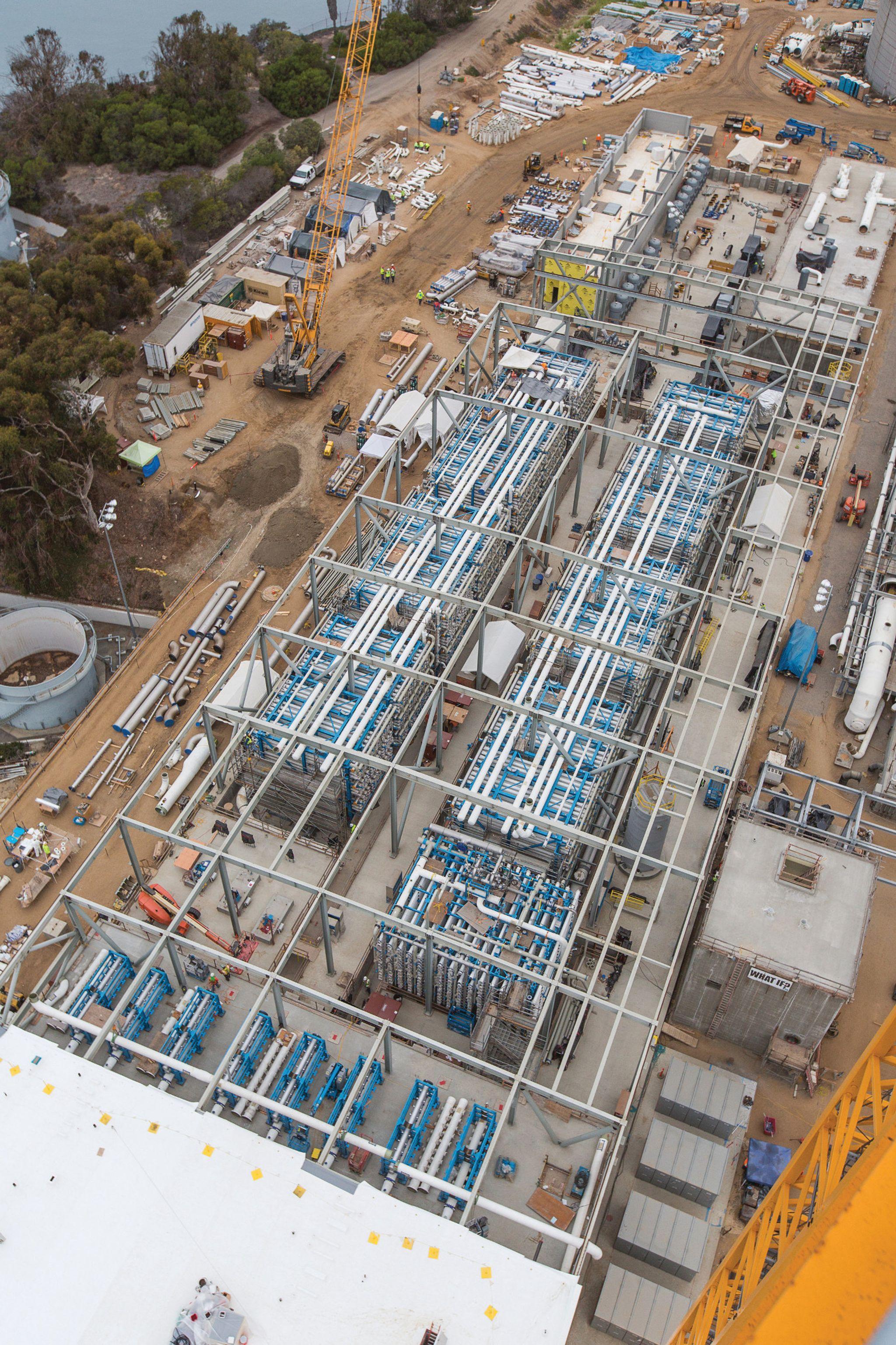 "Claude ""Bud"" Lewis Carlsbad Desalination Plant"