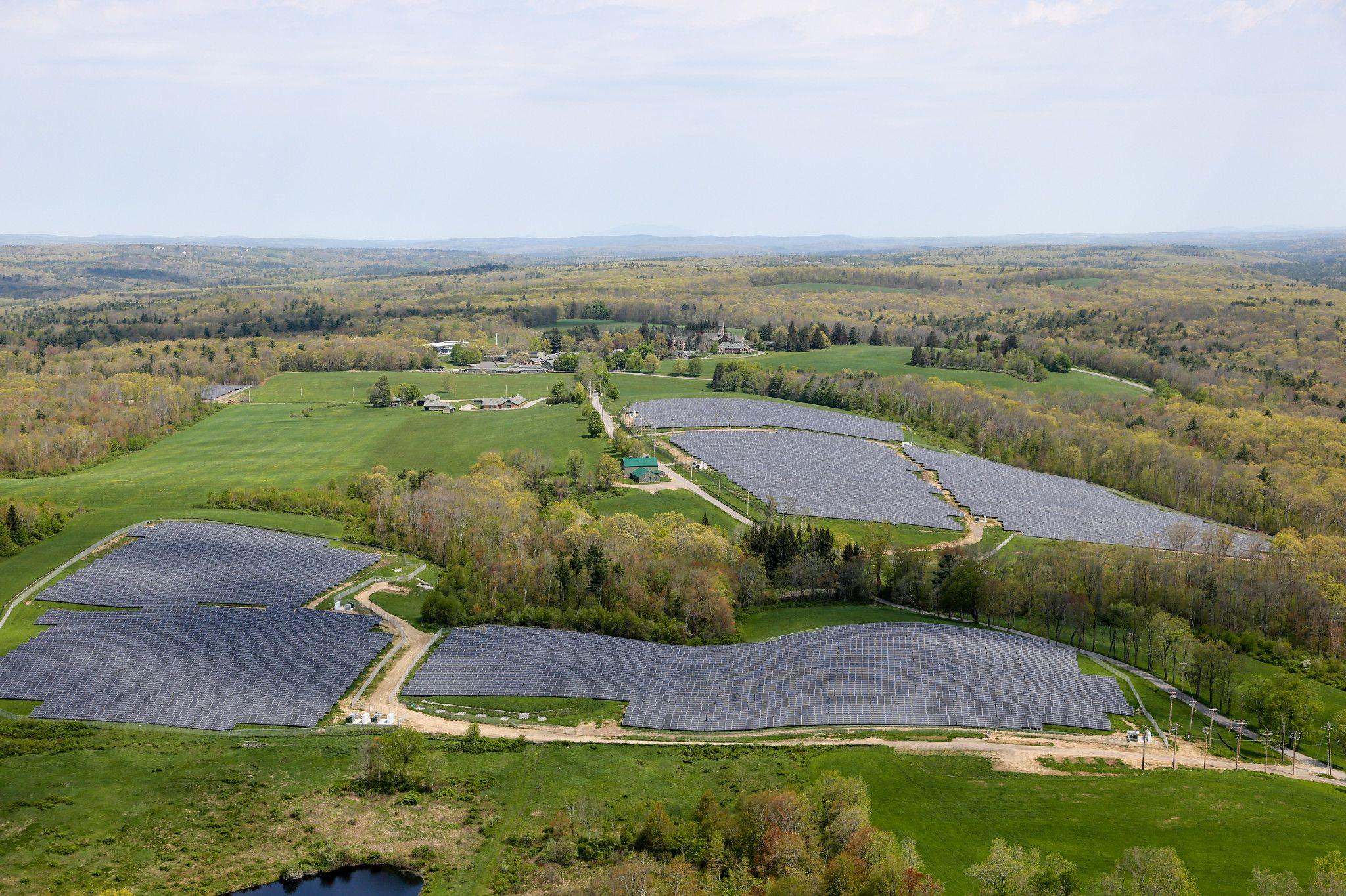 St. Joseph's Abbey Solar Farm