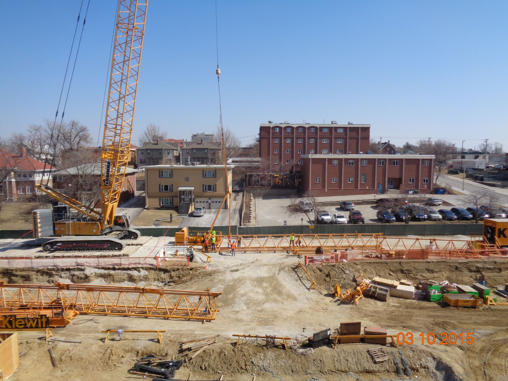 Nebraska Medicine Lot 6 Parking Structure