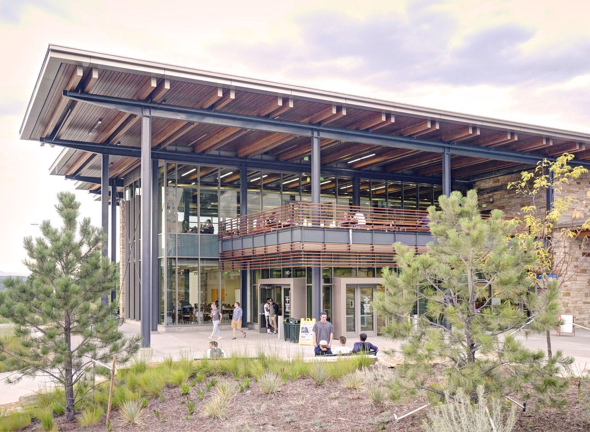 UCCS Village at Alpine Valley & Roaring Fork Dining Hall