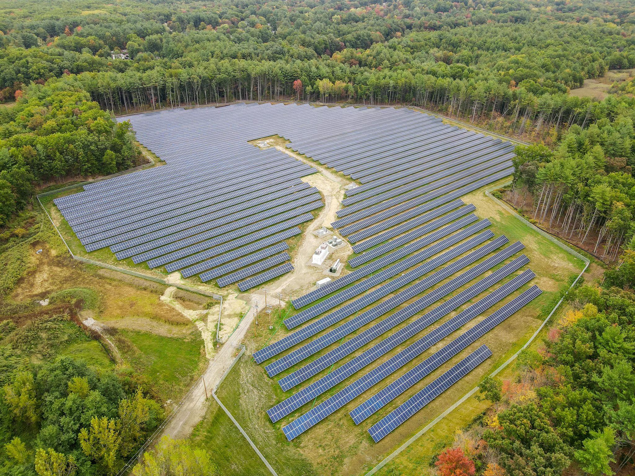 Northampton Solar Farm