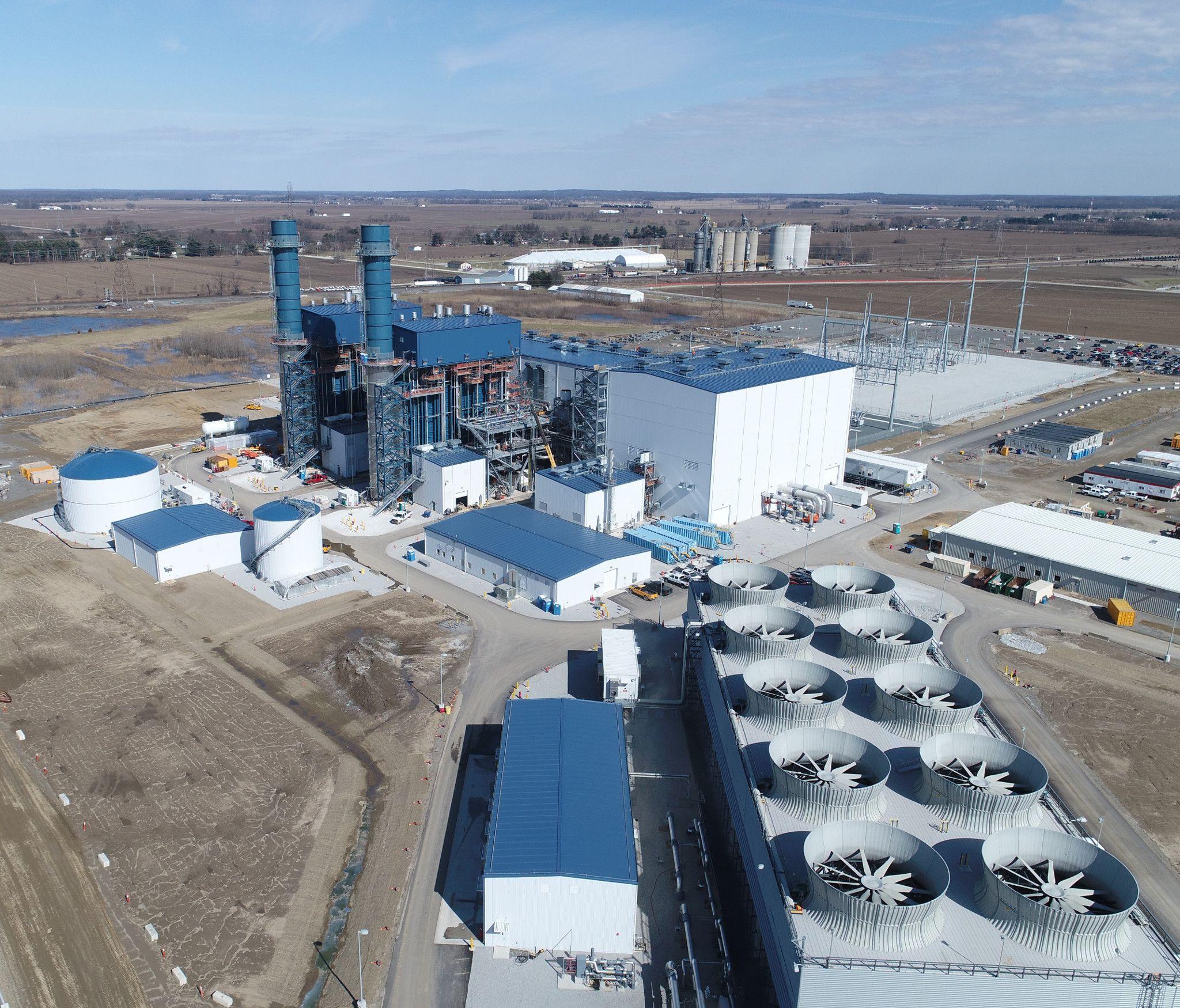 St. Joseph Energy Center