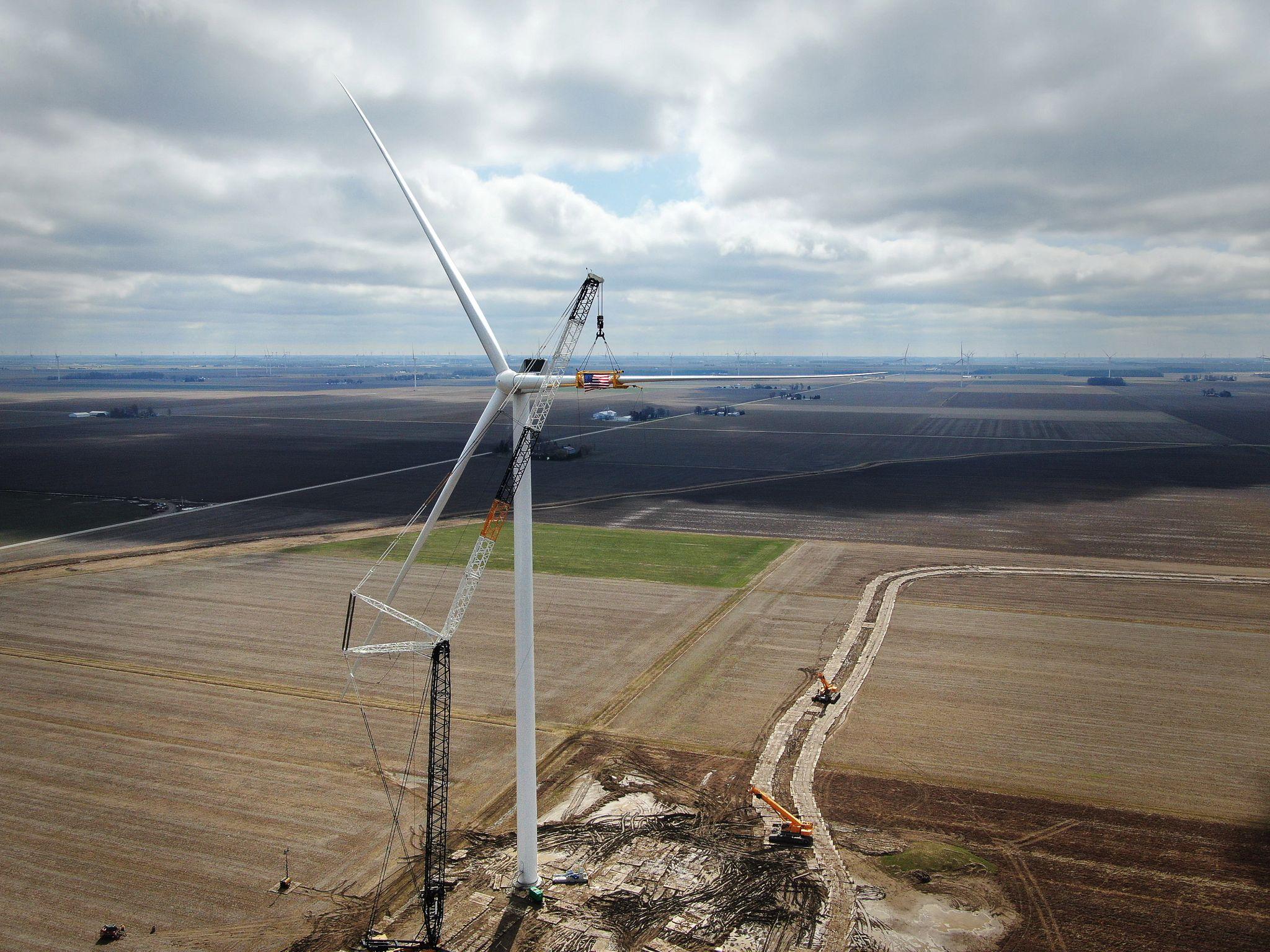 Timber Road IV Wind Farm