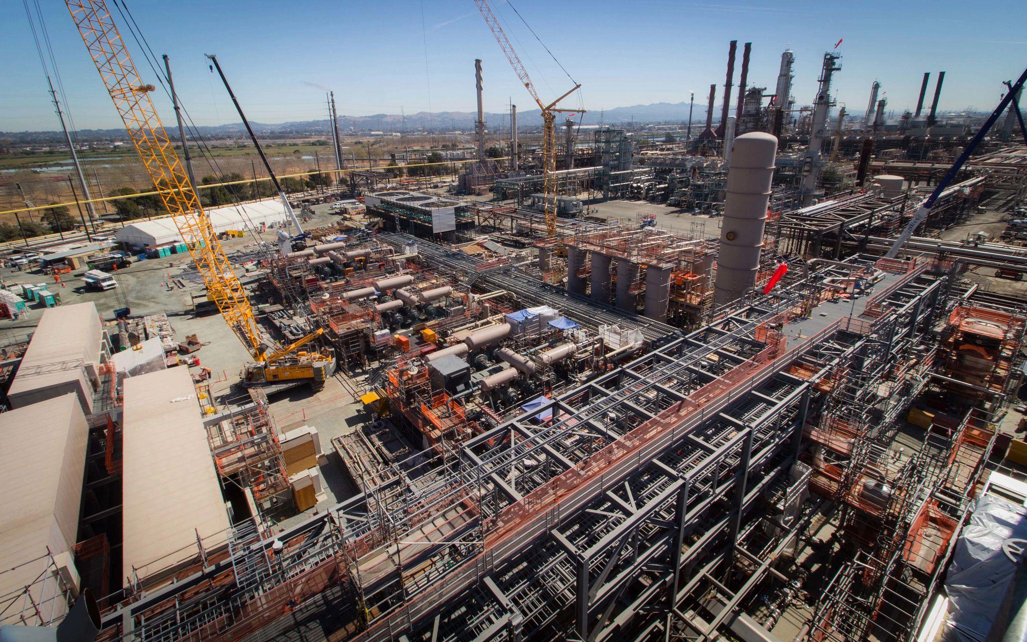 Richmond Modernization Hydrogen Unit Project