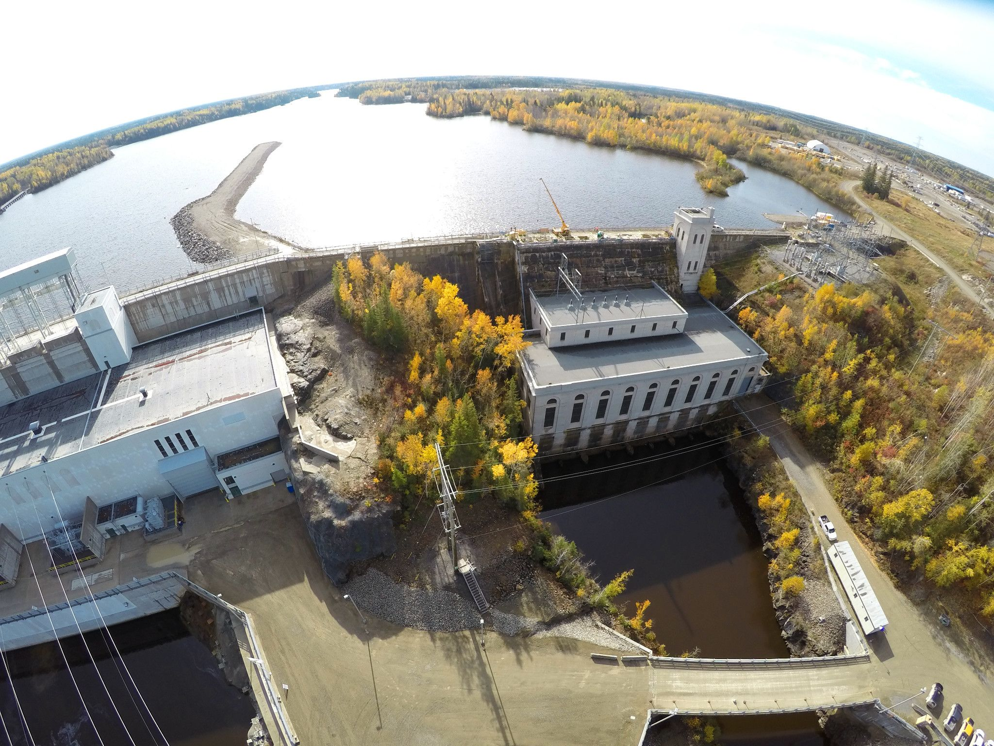 Lower Mattagami River Project