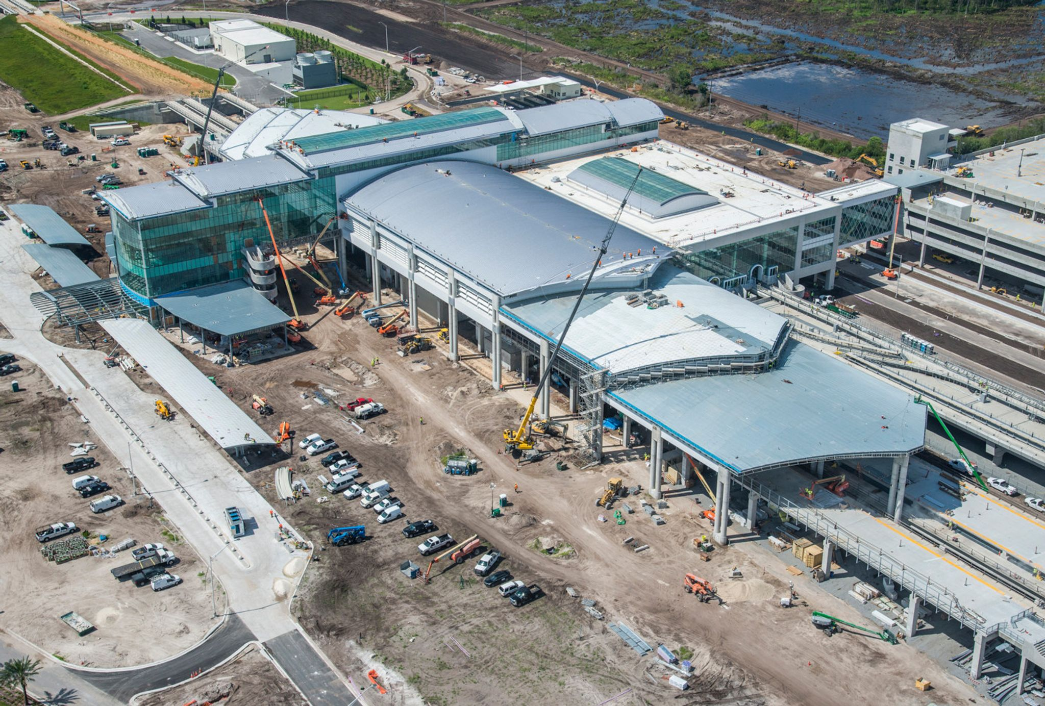 Orlando South Terminal Intermodal Facility
