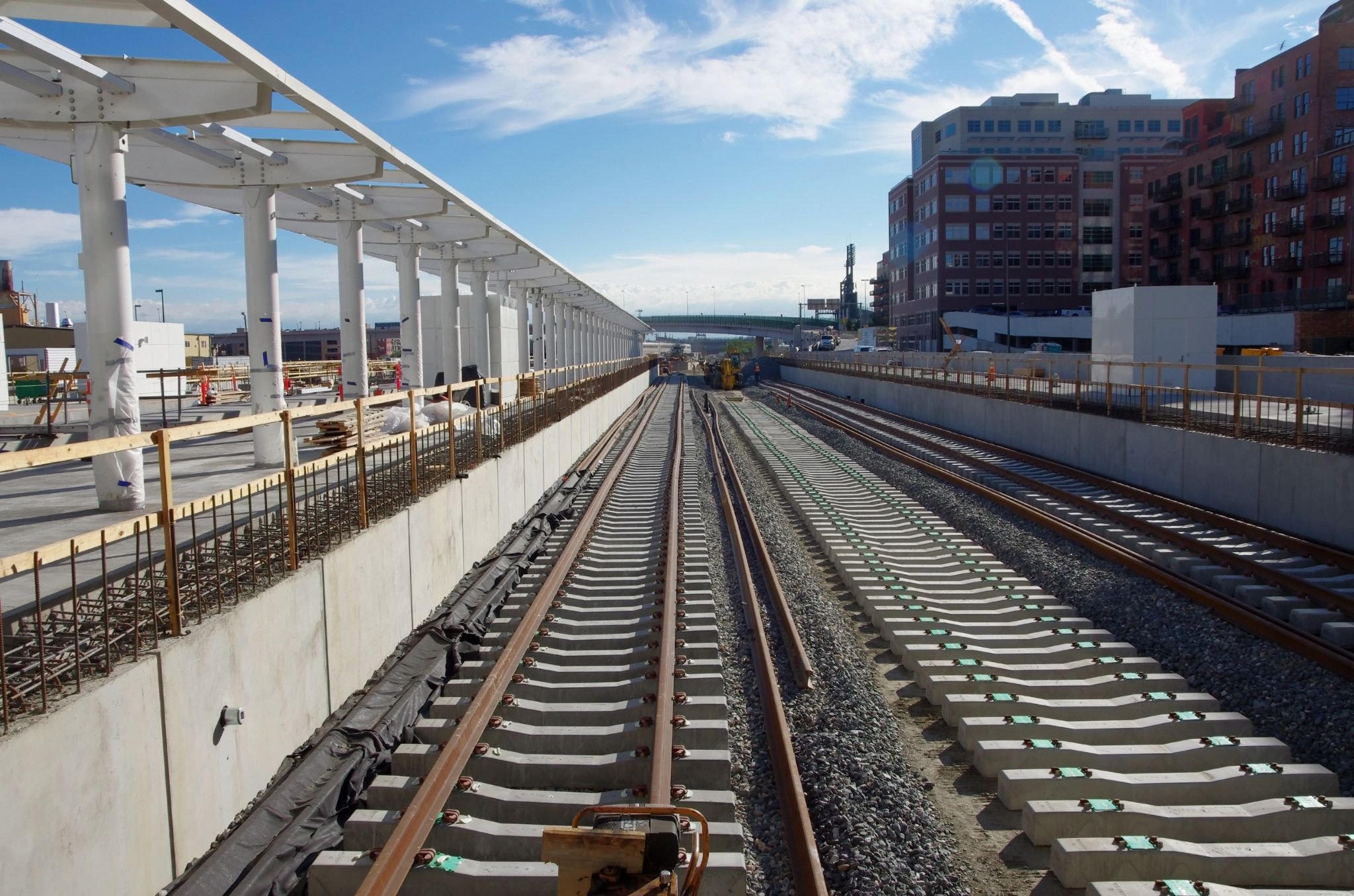 Denver Union Station Transit Improvements