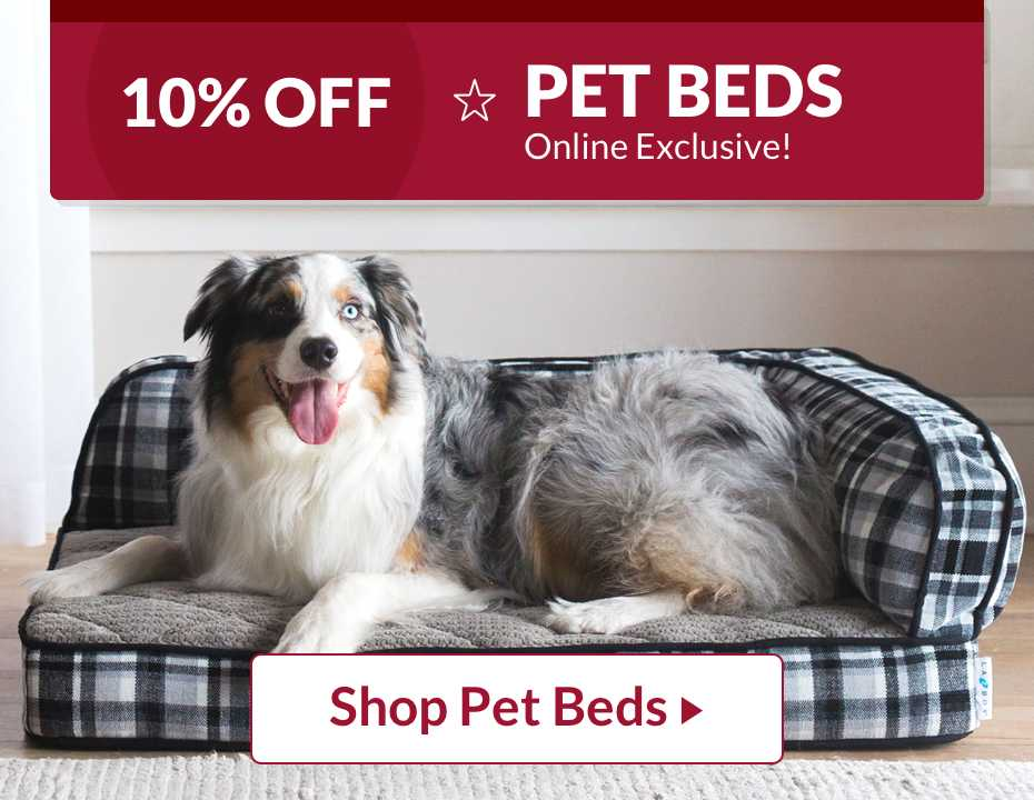 Compre camas para mascotas