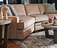 Closeup of Ryder duo® Reclining Sofa
