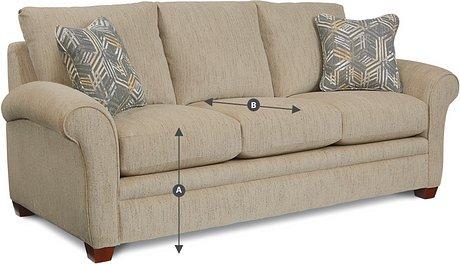 Tall Sofa