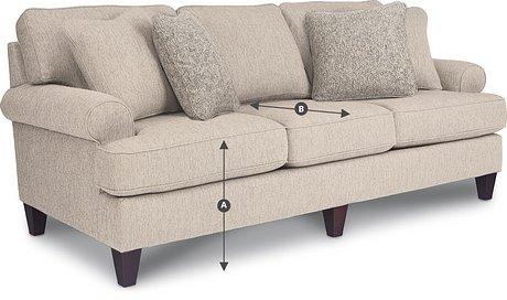 Extra Tall Sofa