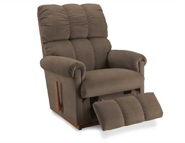 Sillón reclinable mecedor Vail